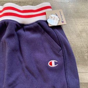 Champion reverse weave cotton skirt